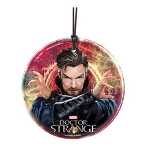 Doctor Strange Sorcerer Supreme StarFire Prints Hanging Glass Ornament