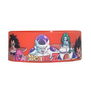 Dragon Ball Z Group Rubber Bracelet
