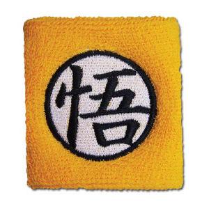 Dragon Ball Z Goku Symbol Yellow Sweatband