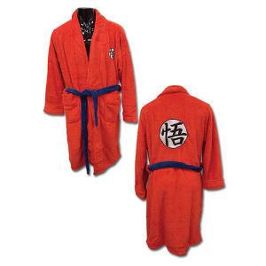 Dragon Ball Z Goku Bathrobe