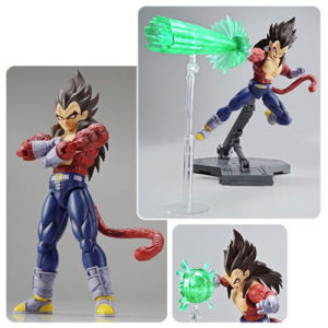 Dragon Ball GT Super Saiyan 4 Son Vegeta Model Kit