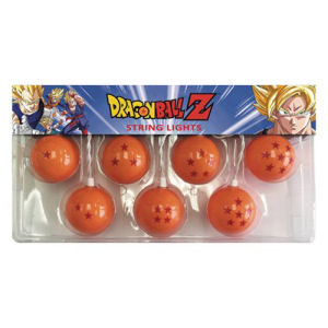 Dragon Ball Z Dragon Balls String Lights