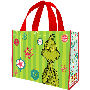 Dr. Seuss Grinchmas Large Recycled Shopper Tote.