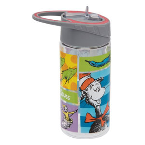 Dr. Seuss 14 Ounce Tritan Water Bottle