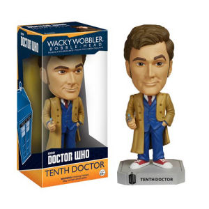 Doctor Who 10th Doctor Bobble Head