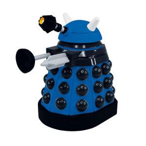 Doctor Who Titans Blue Strategist Paradigm Dalek Vinyl Figure.