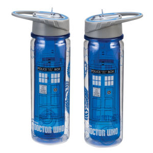 Doctor Who 18 Ounce Tritan Water Bottle