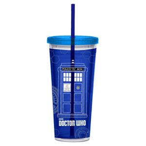 Doctor Who 24 Ounce Acrylic Travel Cup