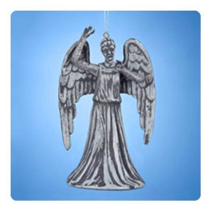 Doctor Who Weeping Angel 3.5 Inch Figural Ornament
