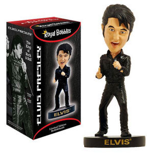 Elvis Presley 1968 Comeback Tour Bobble Head
