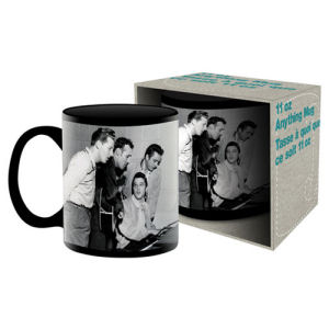 Million Dollar Quartet Boxed Mug