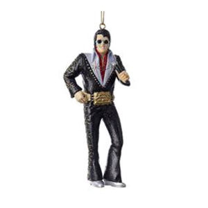 Elvis Presley Cisco Jumpsuit 4.75 Inch Resin Ornament