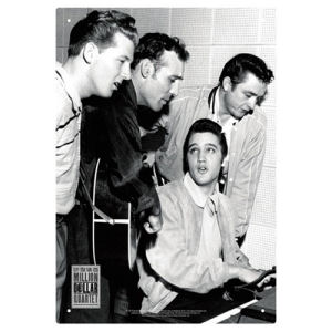 Million Dollar Quartet Tin Sign
