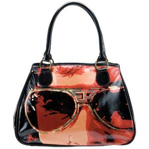 Elvis Presley Sun Glass Tote Bag
