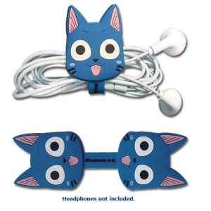 Fairy Tail Happy Cord Organizer