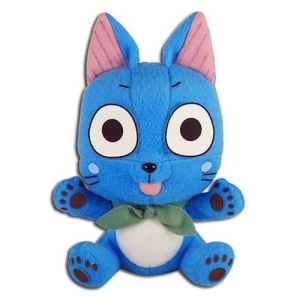 Fairy Tail Happy 5 Inch Plush
