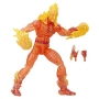 Marvel Legends Series 6-inch Human Torch Action Figure.
