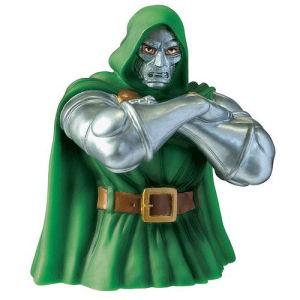 Marvel Dr. Doom Vinyl Bust Bank