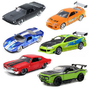 Fast and Furious 1/32nd Scale Die-Cast Vehicle Wave 6 Case