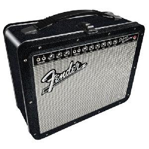Fender Amp Gen 2 Fun Box Tin Tote
