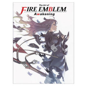 The Art of Fire Emblem Awakening Hardcover Book
