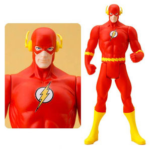 Flash Super Powers Collection ArtFX+ Statue