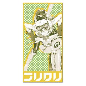 FLCL Haruko Haruhara Towel