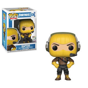 Fortnite Raptor Pop! Vinyl Figure #436