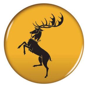 Game of Thrones 2.25 Inch House Baratheon Magnet