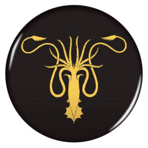 Game of Thrones 2.25 Inch House Greyjoy Magnet