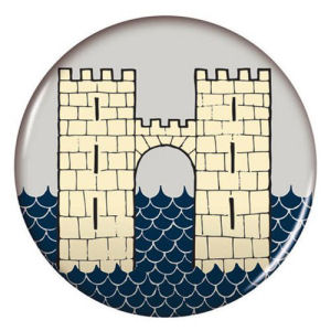 Game of Thrones 2.25 Inch House Frey Magnet