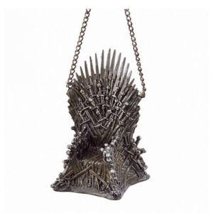 Game of Thrones 3 Inch Throne Ornament