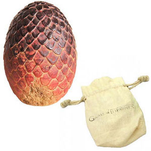 Game of Thrones Drogon Dragon Egg Prop Replica Paperweight
