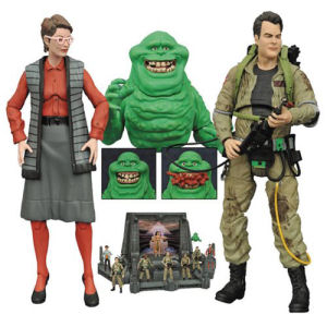 Ghostbusters Select Series 3 Action Figure Case