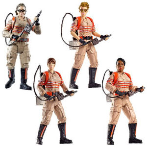 Ghostbusters 2016 Movie Collector 6 Inch Action Figure Case