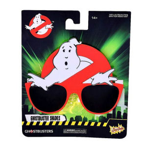Ghostbusters Logo Sun-Staches