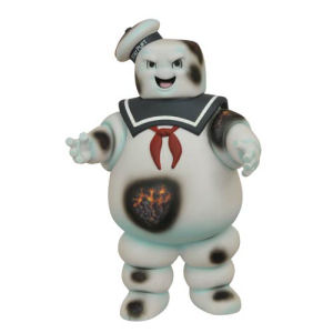Ghostbusters Burnt Stay Puft 11 Inch Vinyl Bank