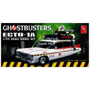 Ghostbusters Ecto-1A 1/25th Scale Model Kit