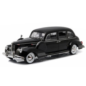 The Godfather 1941 Packard Super Eight One Eighty 1/18th Scale Die-Cast Metal Vehicle