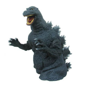Godzilla Classic 1989 Movie Vinyl Bust Bank