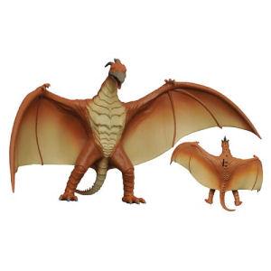 Godzilla Rodan 1993 Vinyl Figural Bank