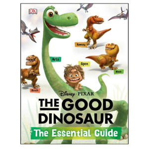 The Good Dinosaur The Essential Guide Hardcover Book