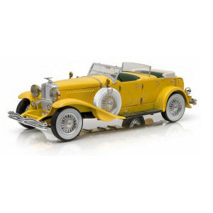 The Great Gatsby Duesenberg II SJ 1/18th Scale Die-Cast Metal Vehicle