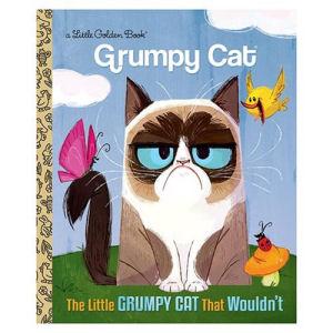 Grumpy Cat The Little Grumpy Cat that Wouldnt Little Golden Book