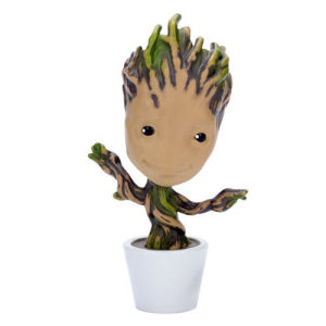 Guardians of the Galaxy Potted Groot 4 Inch Metals Die-Cast Action Figure