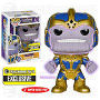 Guardians of the Galaxy Thanos Glow-in-the-Dark 6-Inch Pop! Vinyl Bobble Head Figure.