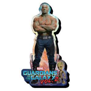 Guardians of the Galaxy Vol. 2 Drax Funky Chunky Magnet