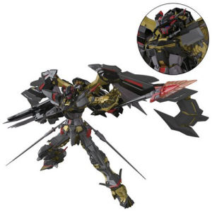 Gundam SEED Astray Gold Frame Amatsu Mina Real Grade 1/144th Scale Model Kit