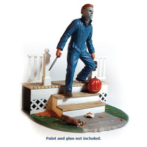 Halloween Michael Myers 1/8th Scale Light-Up Model Kit