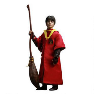 Harry Potter Chamber Of Secrets Quidditch Harry Potter 1/6th Scale Action Figure